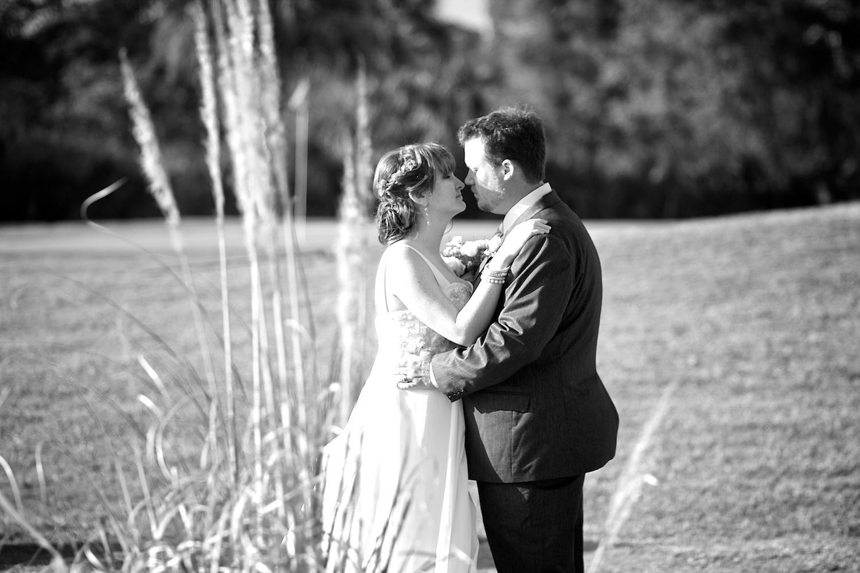 FL Bride and Groom Portrait wedding photography