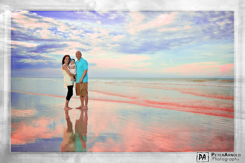 New Smyrna Beach Family Portrait Photography