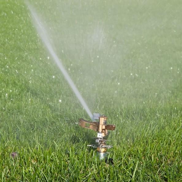 Impact Sprinkler (75 percent efficient)