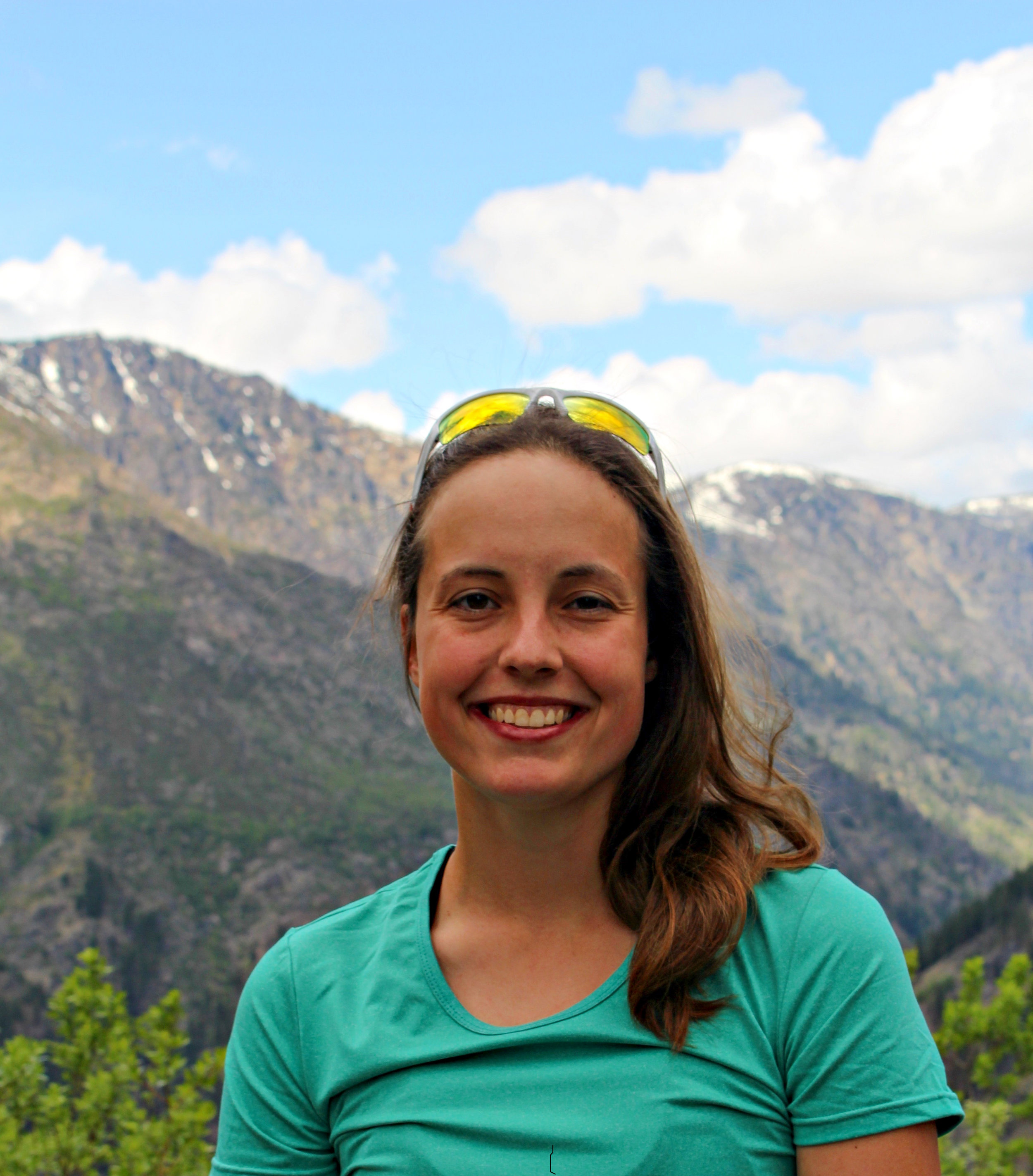 Taylor Dayton, Water Resources Engineer