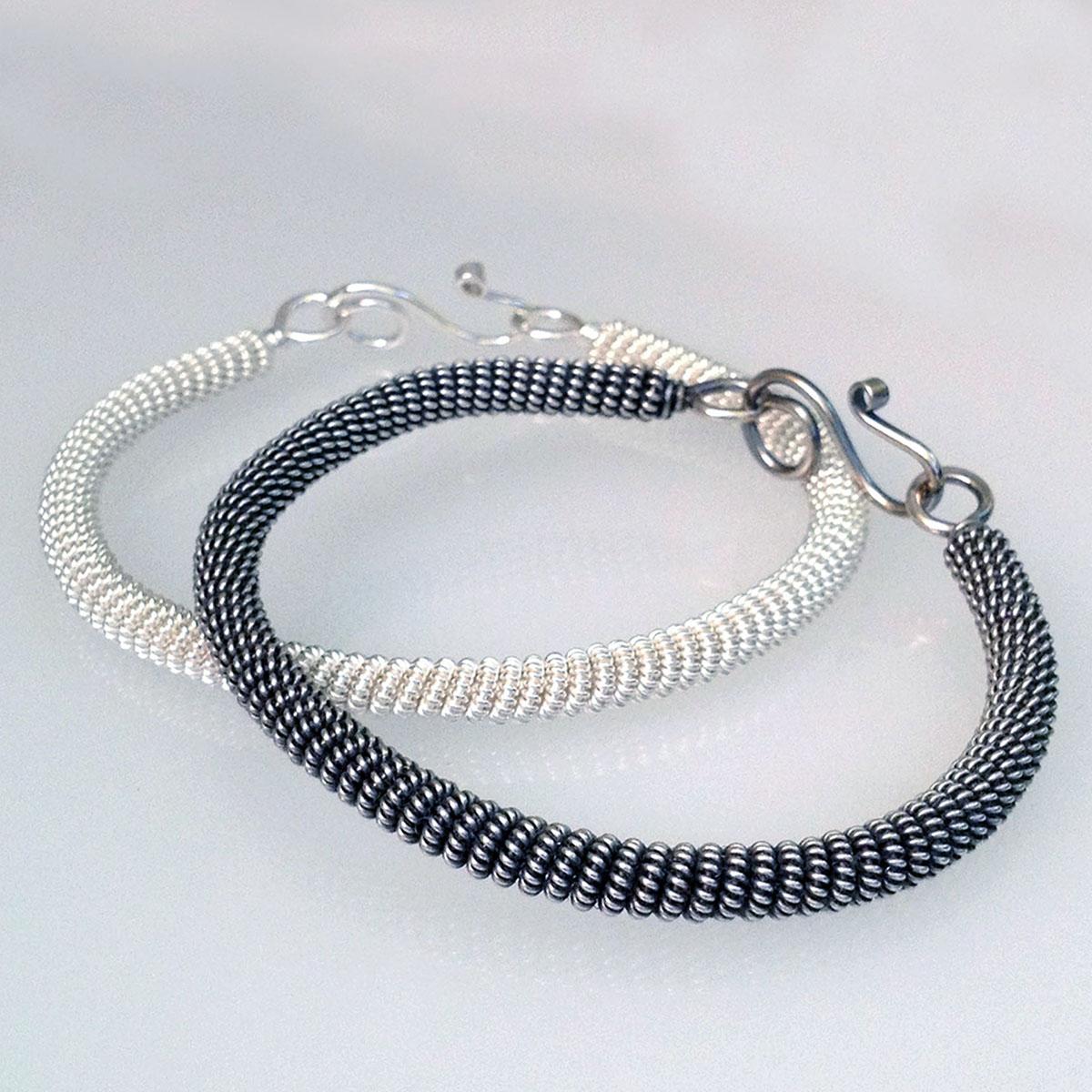 Skinny Seashell Bracelet