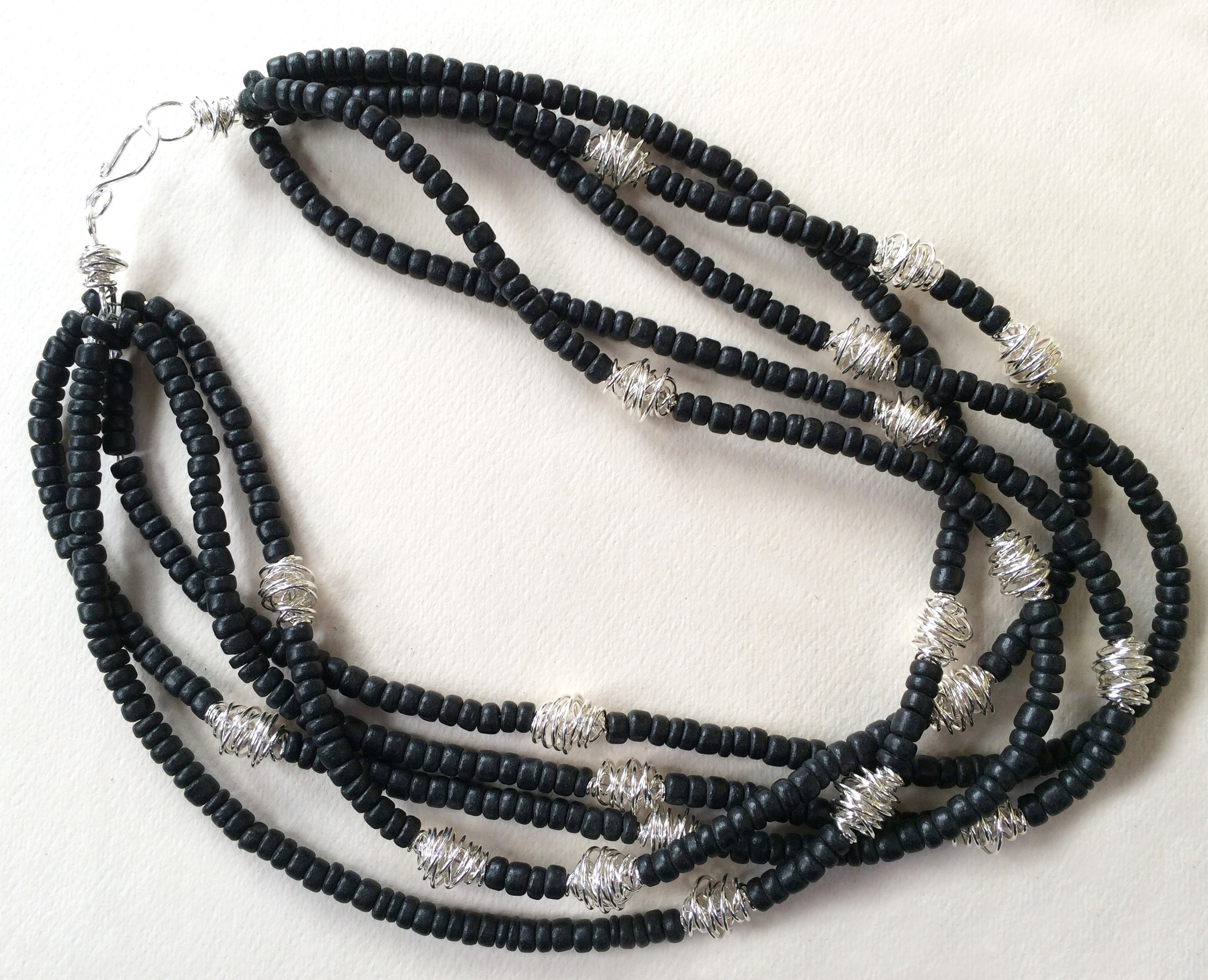 Tribal Necklace  Sold.