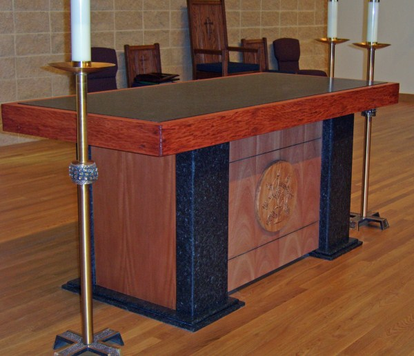 Blessed Sacrament Altar