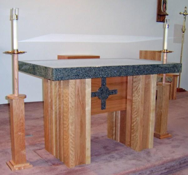 San Andres Altar