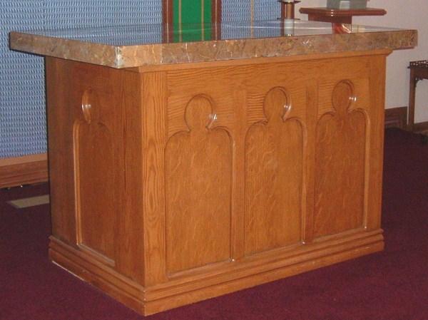 St. Lawrence Altar