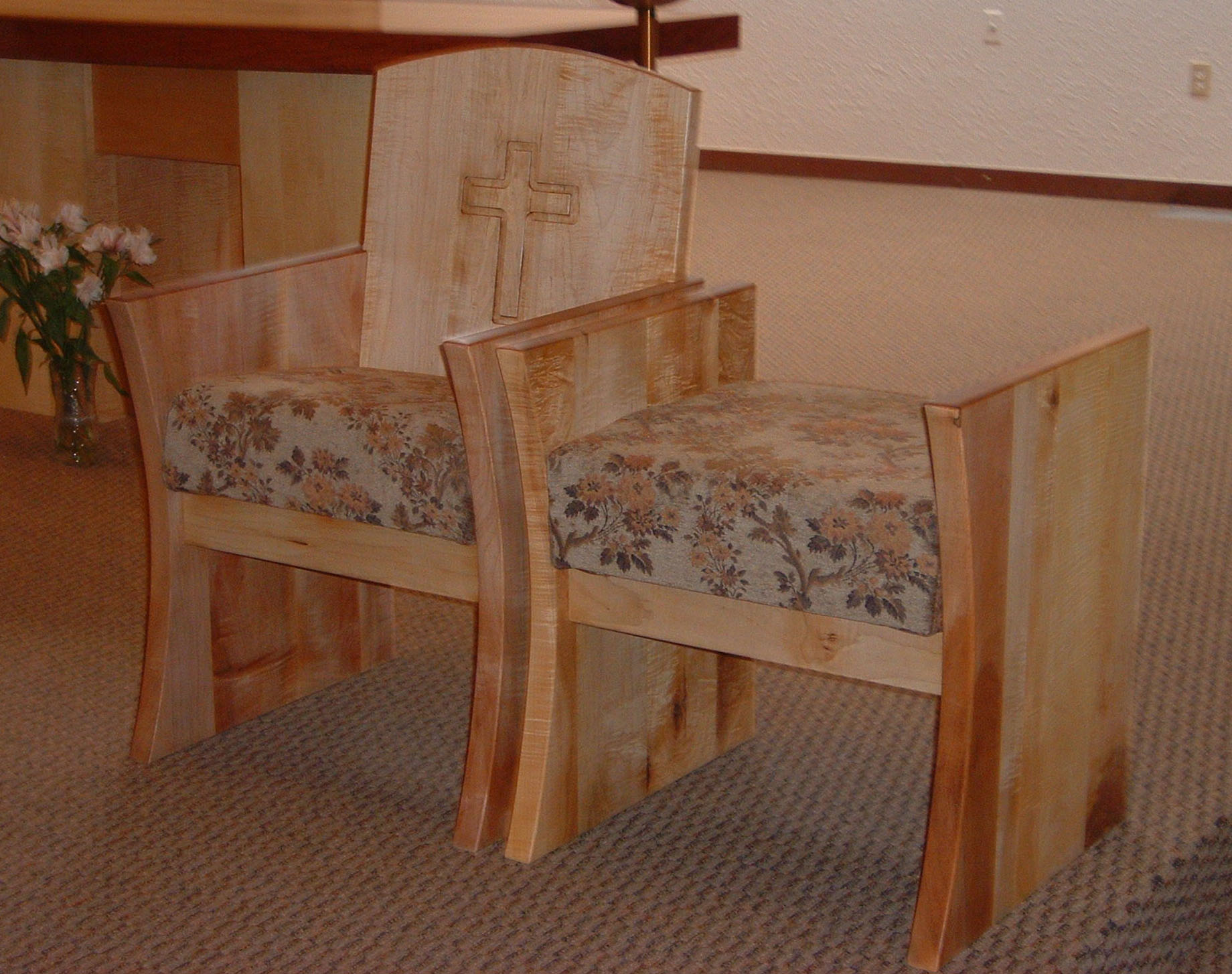 St. Therese Chairs