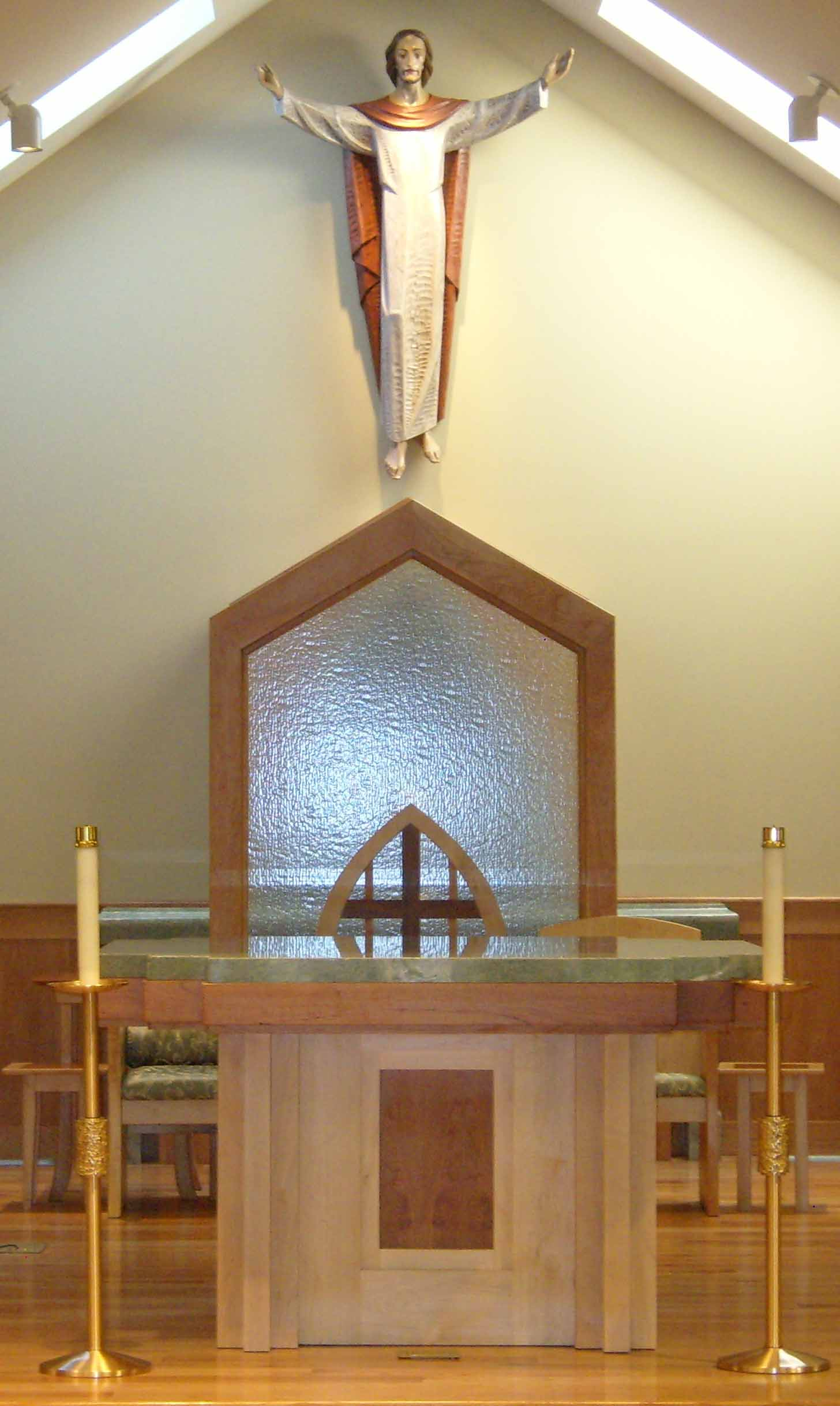 St. Therese Sanctuary 2