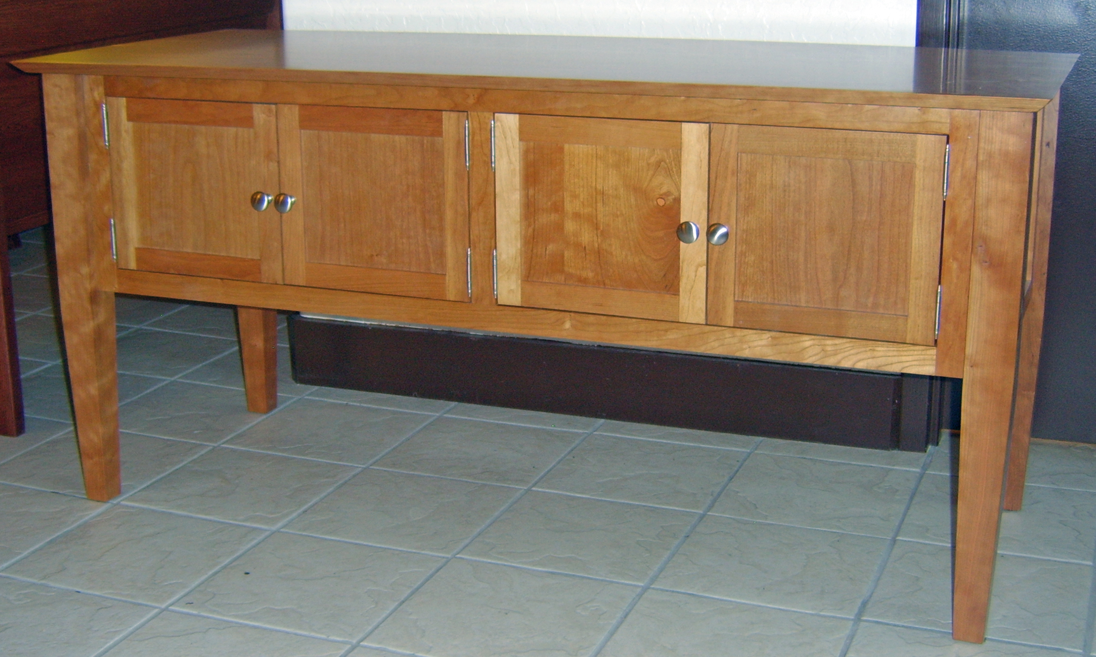St. Therese Chapel Narthex Table