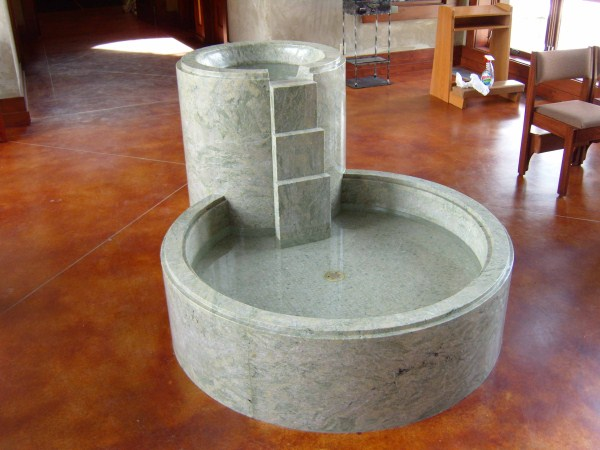 Our Lady of the Snows Font