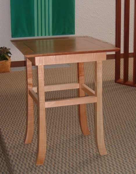 St. Therese Credence Table
