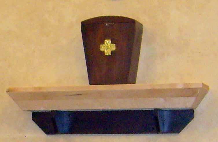 St. Patrick Tabernacle & Altar