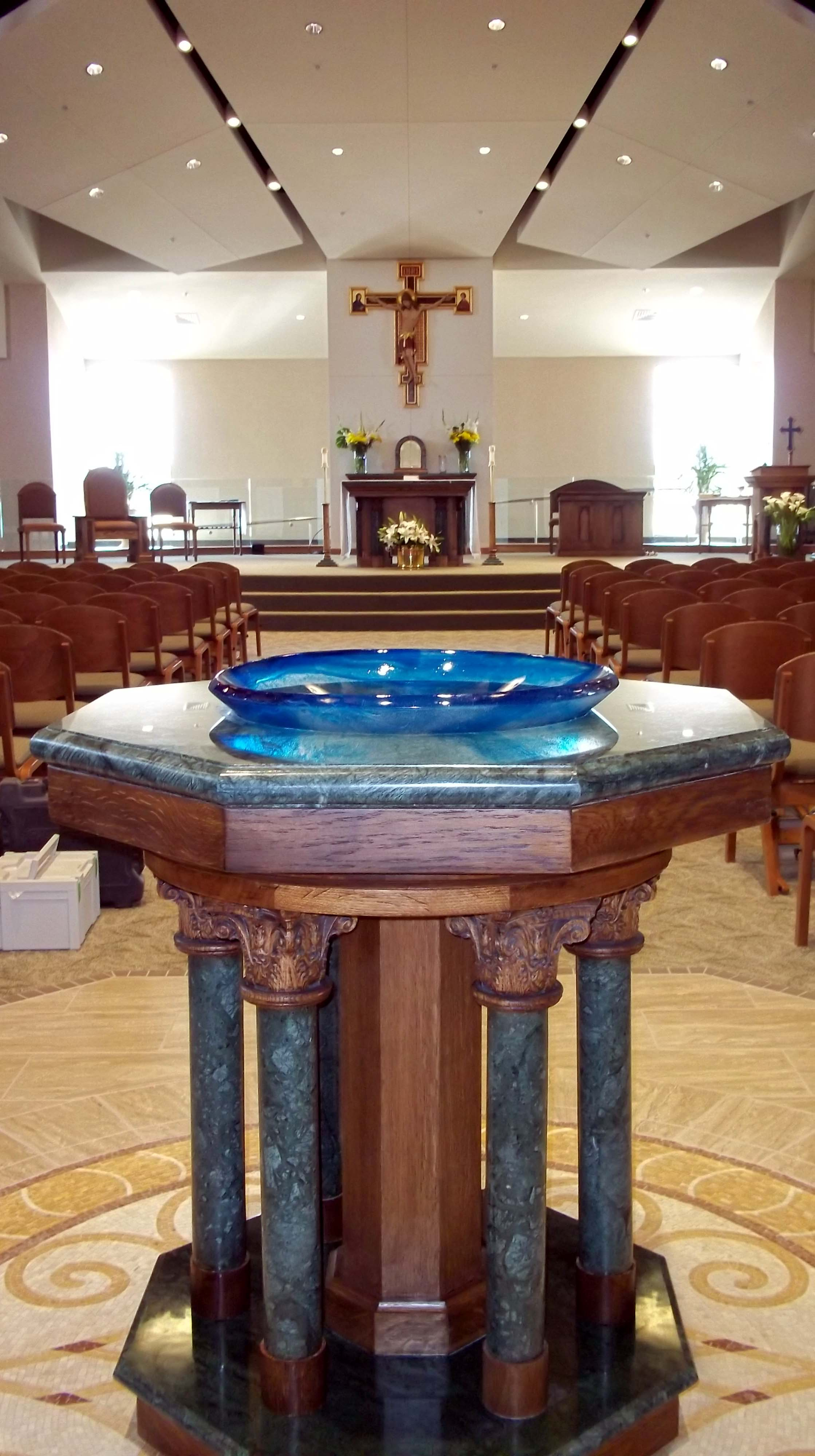 St. Elizabeth Ann Seton Nave