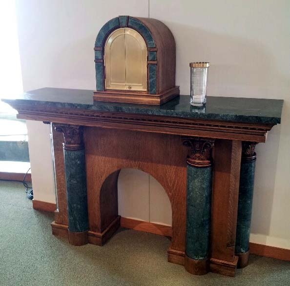 Tabernacle and Stand