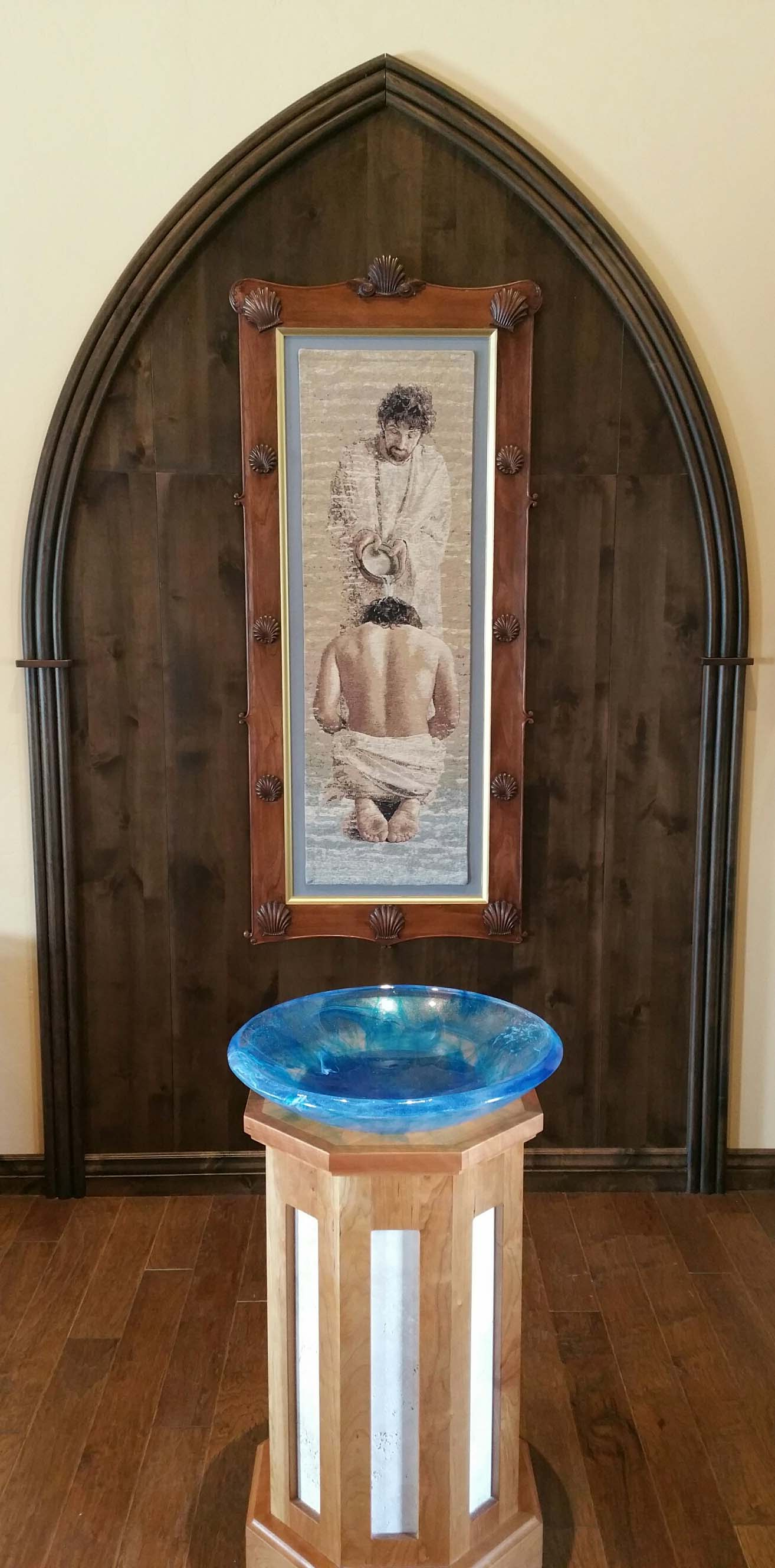 St. Joseph Monticello Baptistry