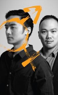 Photo featuring Jordan Cheng & Derek Kwan by Chien-Che Tang
