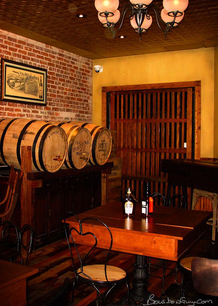 Saloon Tasting Room
