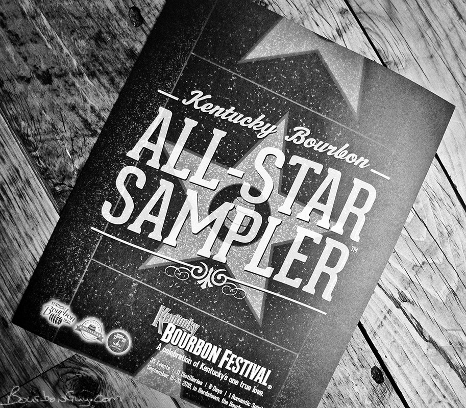The poster for this year's All-Star Sampler