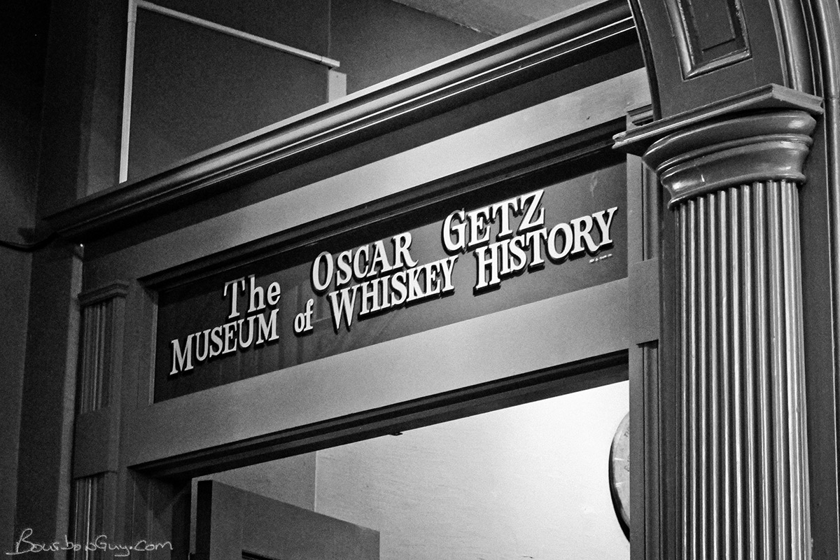 The Oscar Getz Museum of Whiskey History