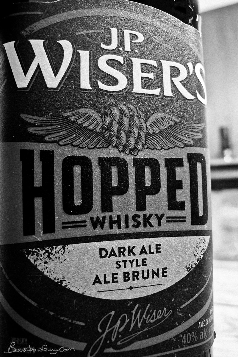 JP Wiser's Hopped Whisky