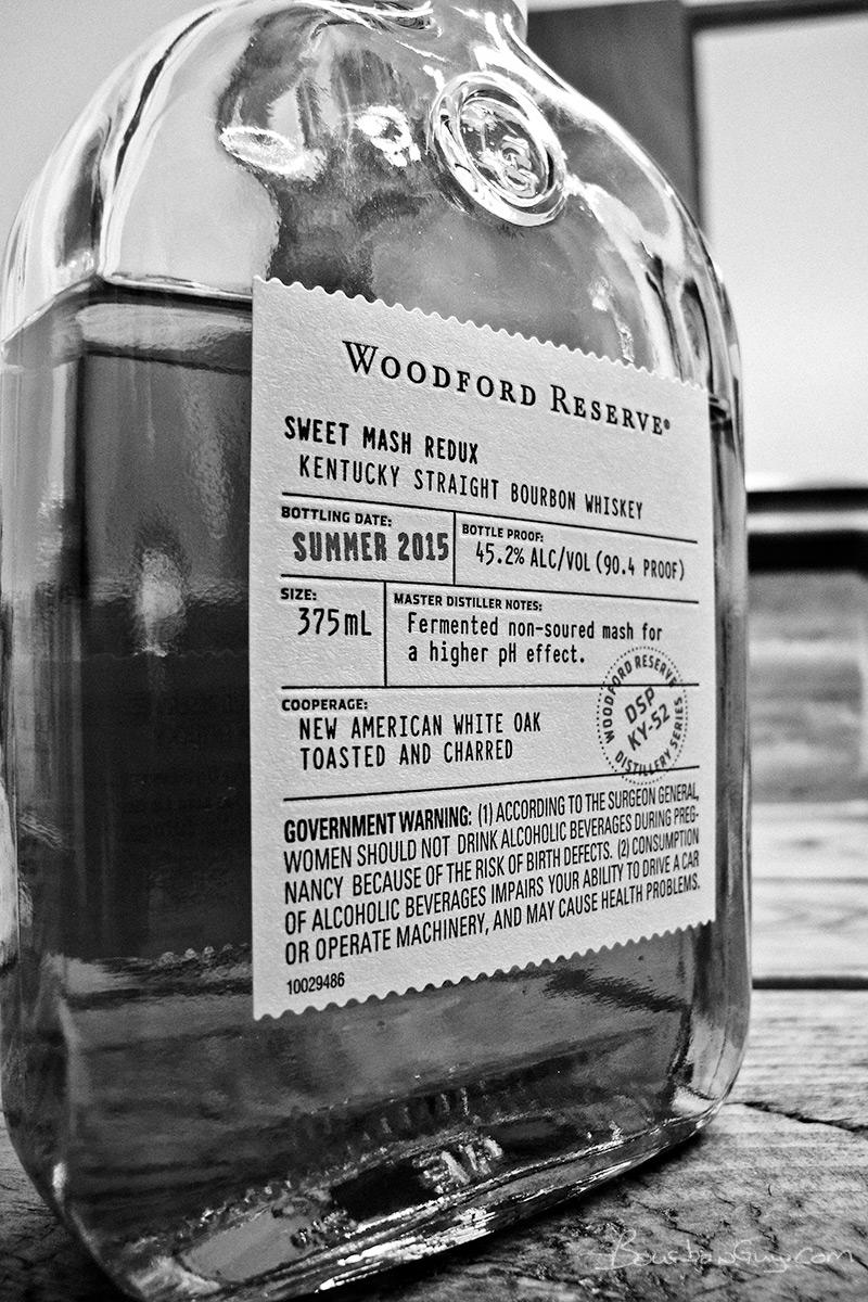 Woodford Reserve Distillery Series: Sweet Mash Redux