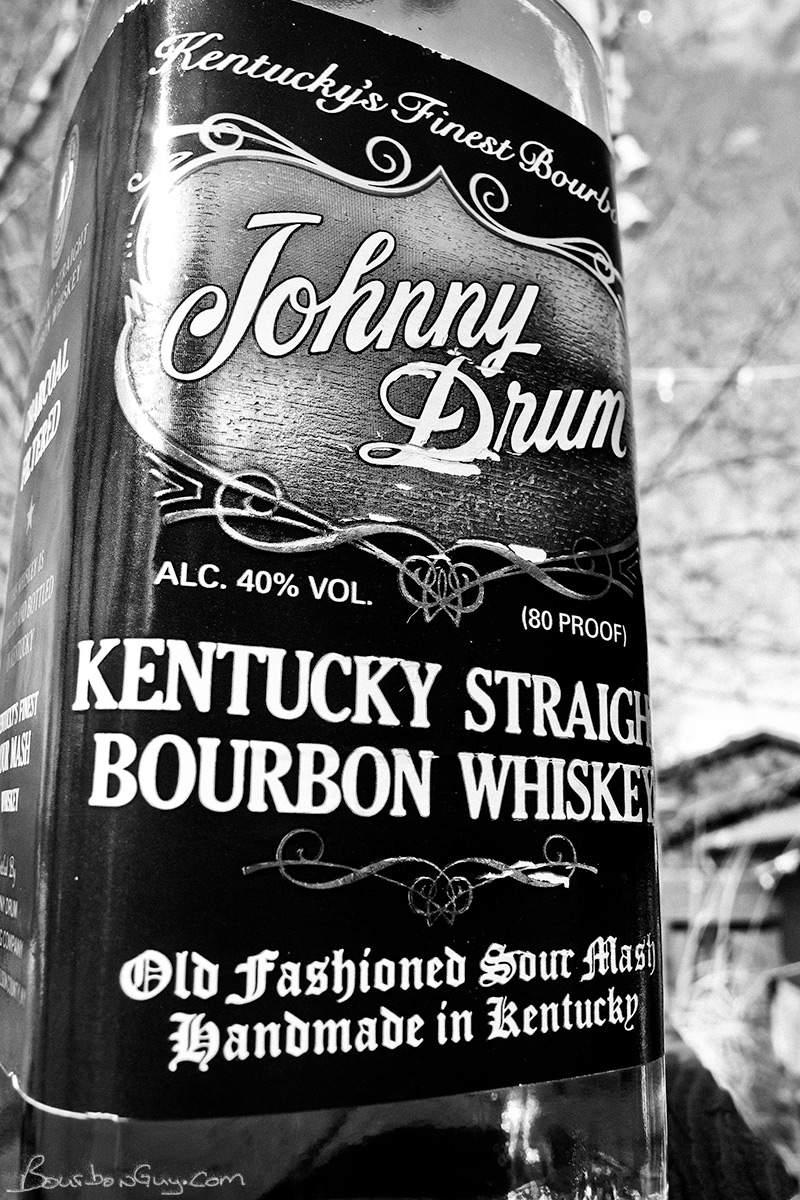 Johnny Drum. Not actually Kentucky's finest bourbon.