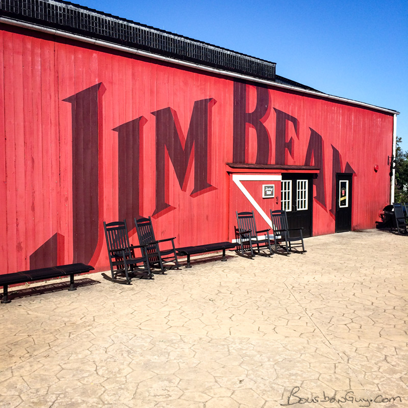 Jim Beam Distillery.