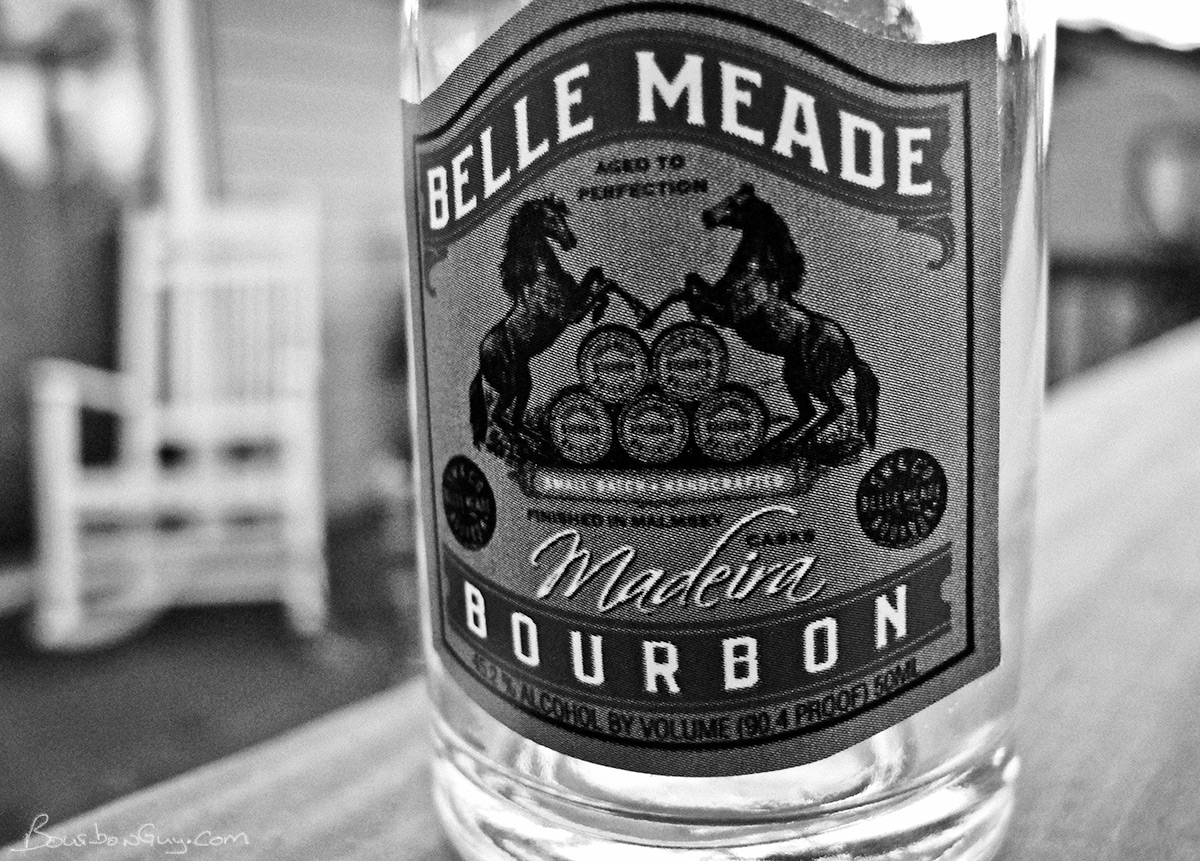 Belle Meade Bourbon, Madeira Cask Finish