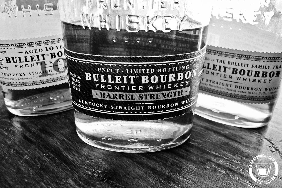 The Bulleit Bourbon Family