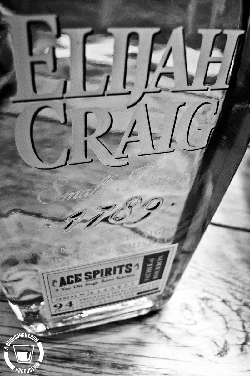 Elijah Craig Private Selection