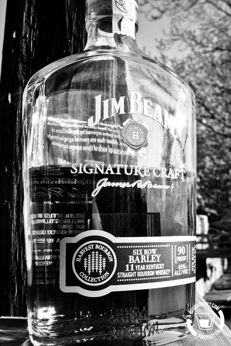 Jim Beam Signature Craft Harvest Bourbon Collection: Six Row Barley
