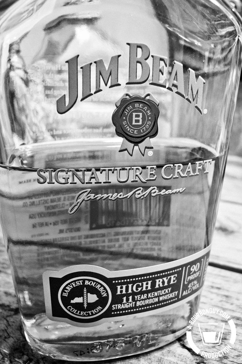 Jim Beam Signature Craft: High Rye