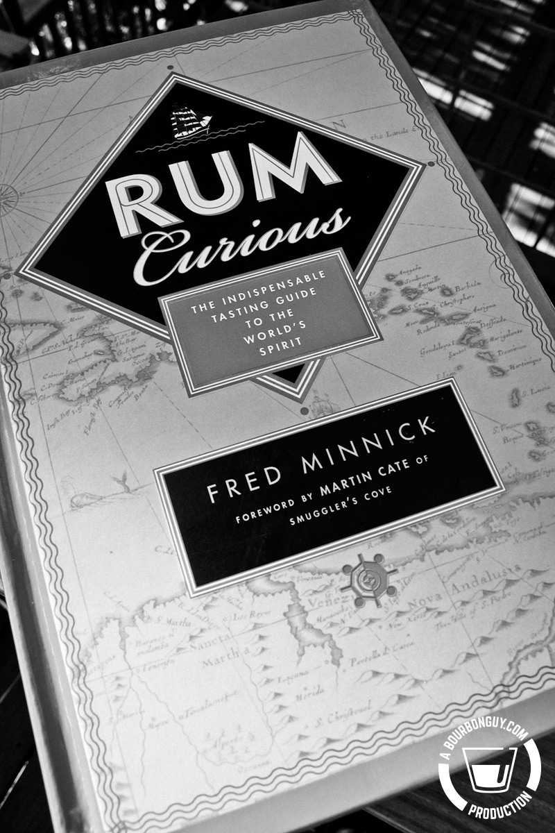 Rum Curious by Fred Minnick