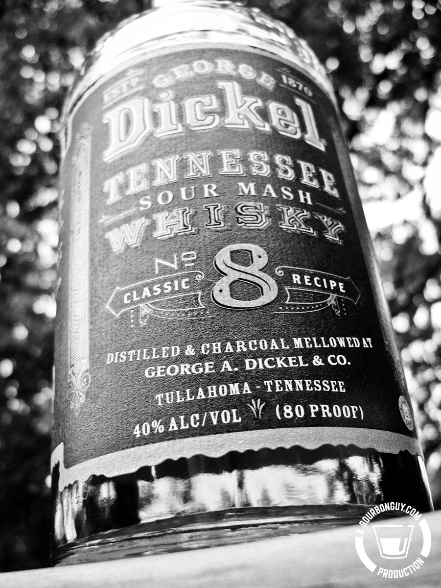 George Dickel No. 8