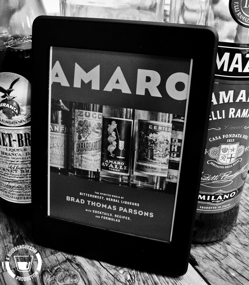 Amaro by Brad Thomas Parsons