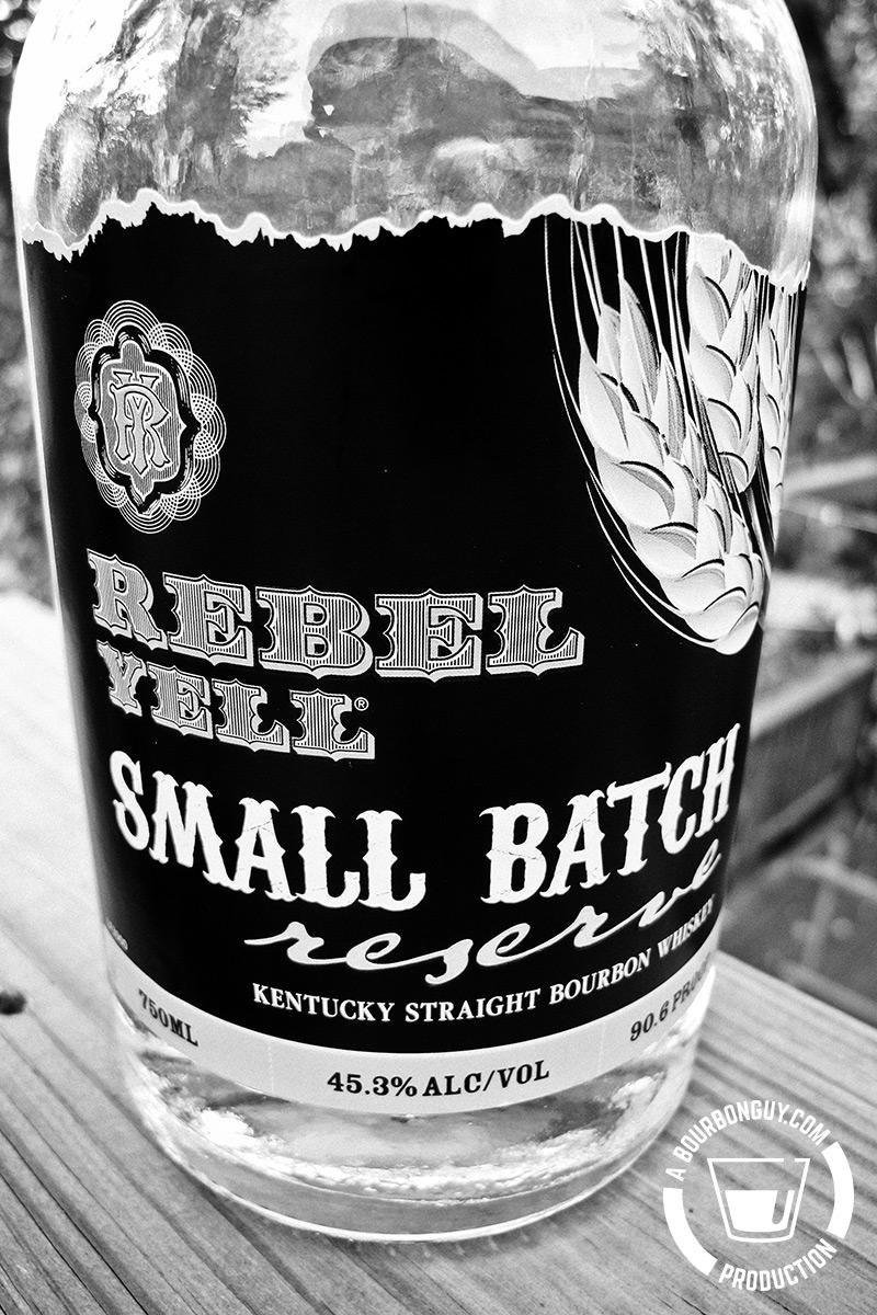 Rebel Yell Small Batch Reserve
