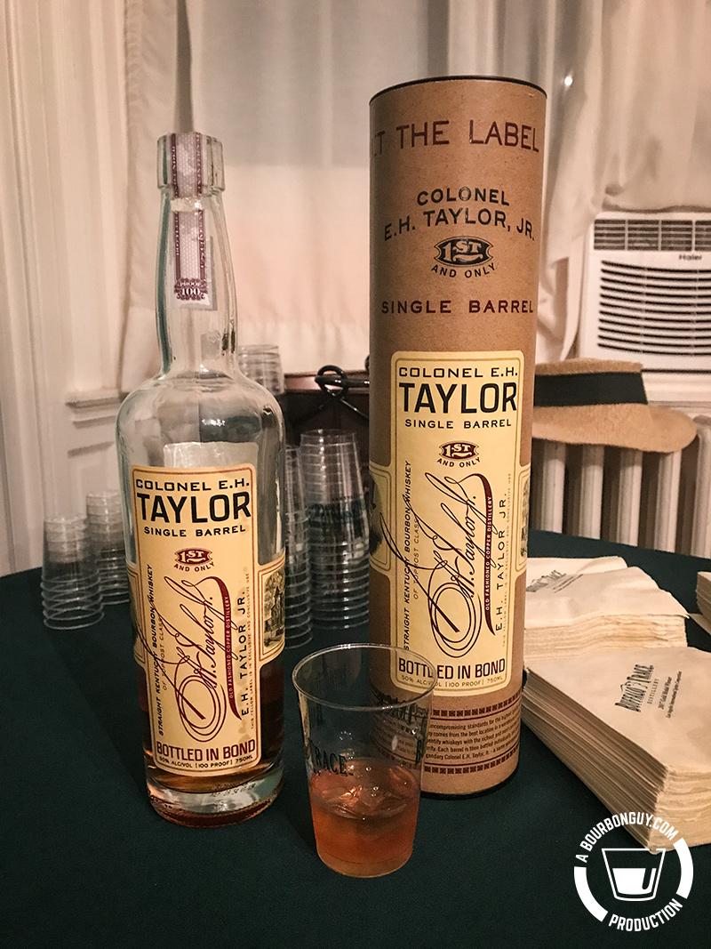 Bottled in Bond Fire, Buffalo Trace Selection