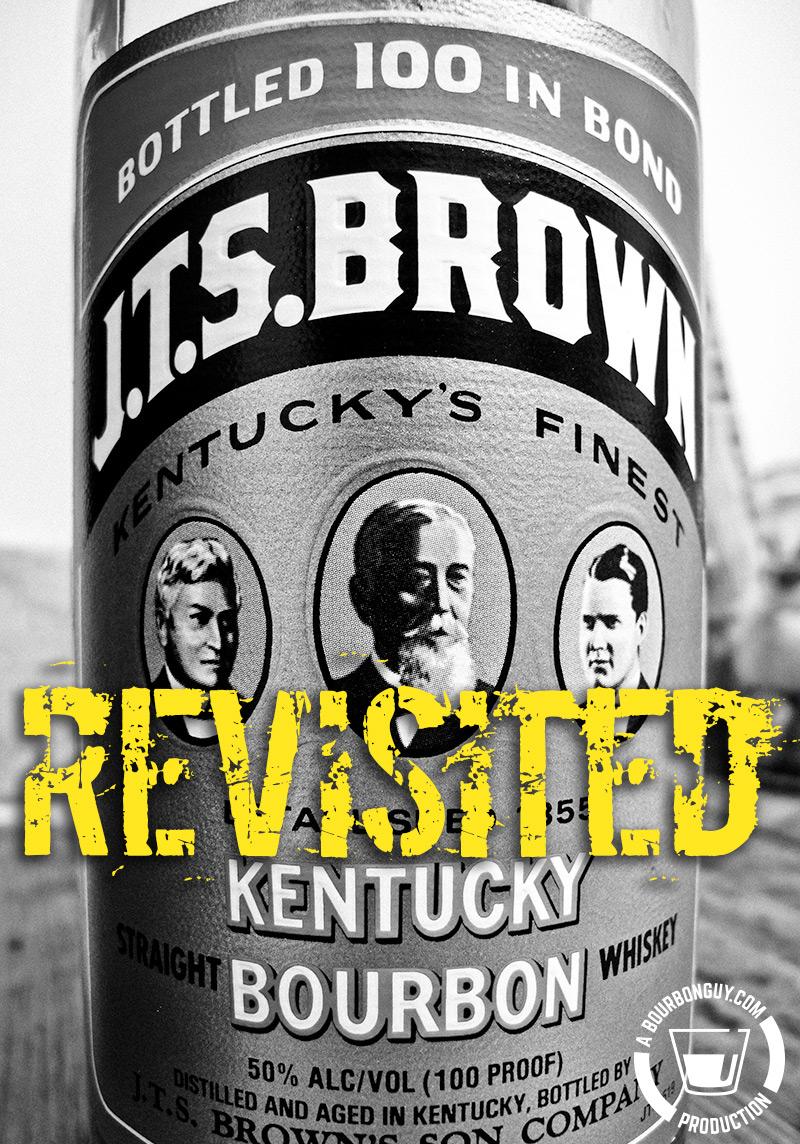 JTS Brown Bottled in Bond