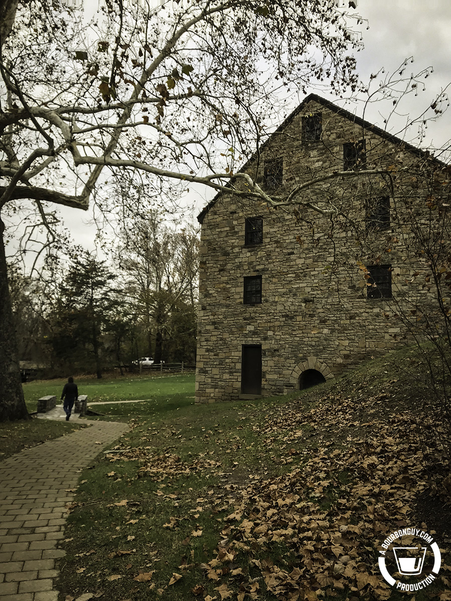 The Gristmill at Mt Vernon