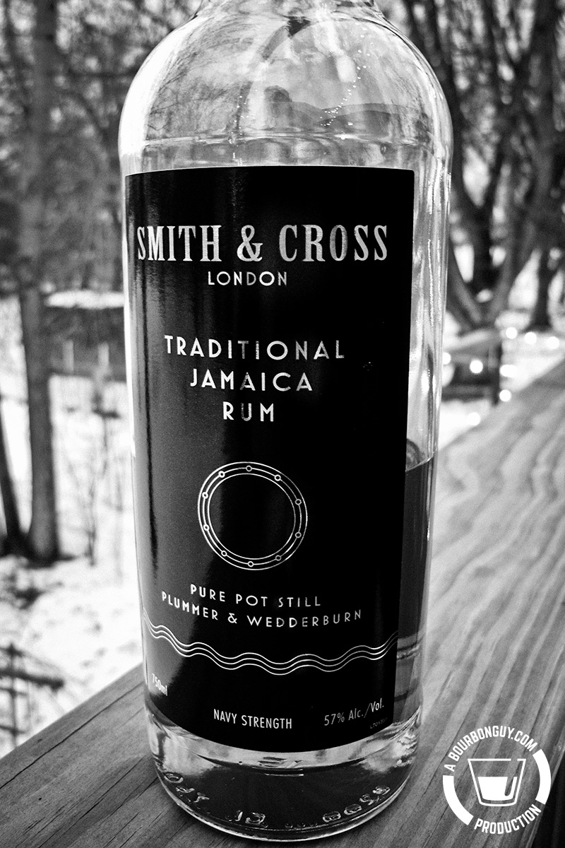Smith & Cross Traditional Jamaica Rum