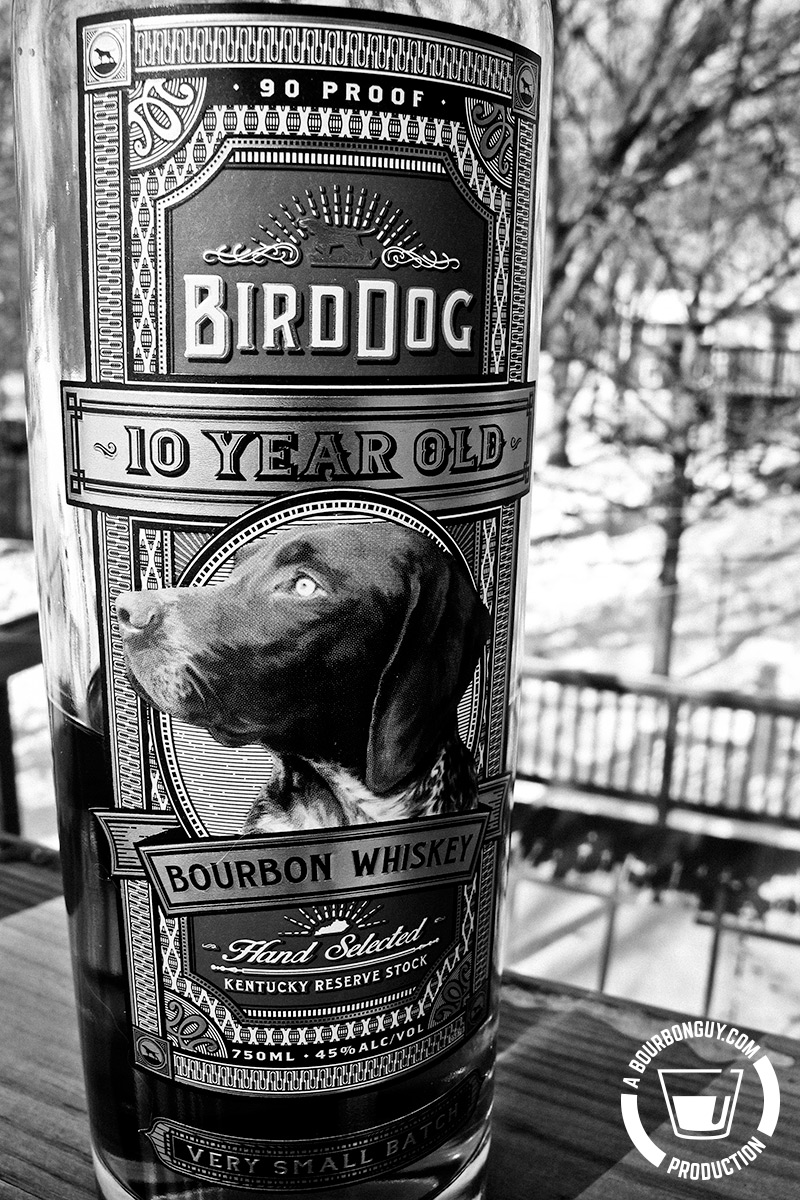 Bird Dog 10 Year Old Very Small Batch