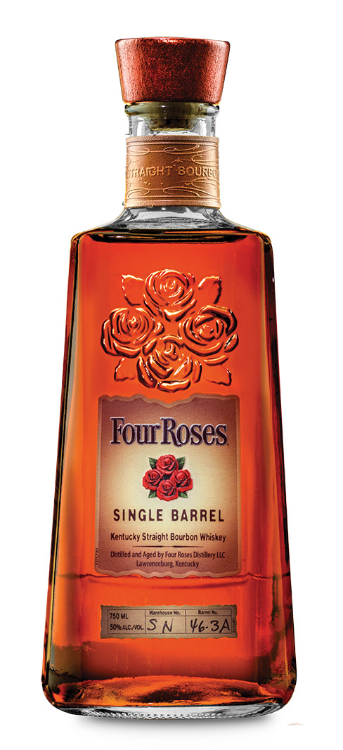 IMAGE: Four Roses Single Barrel Bourbon