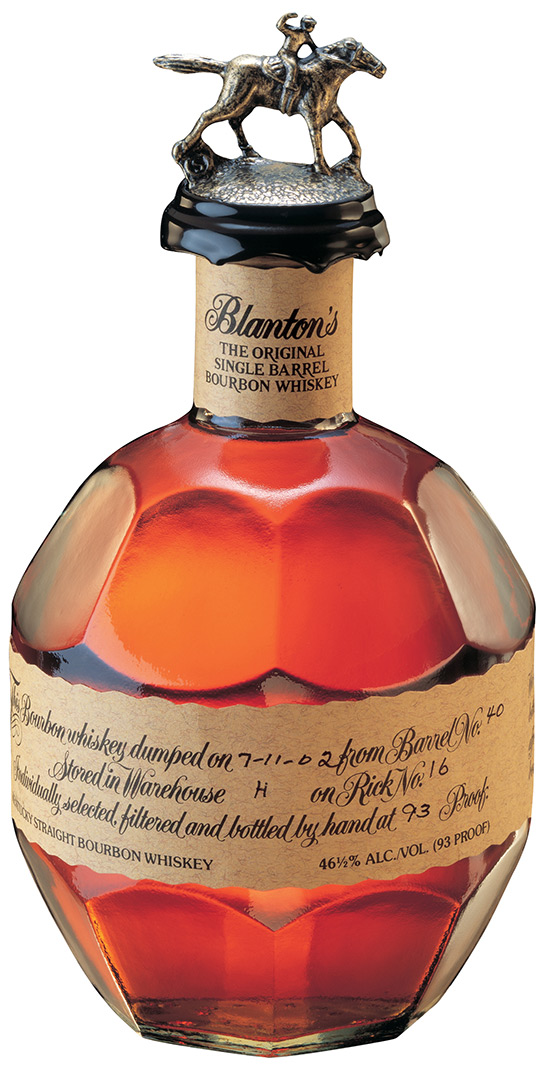 IMAGE: Blanton's Single Barrel Bourbon