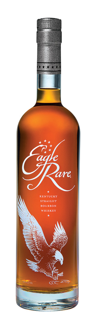 IMAGE Promo shot of Eagle Rare Bourbon