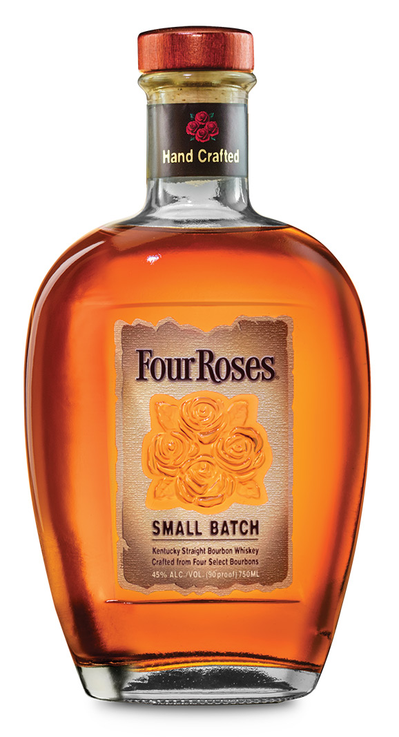 IMAGE: Promo Shot of Four Roses Small Batch