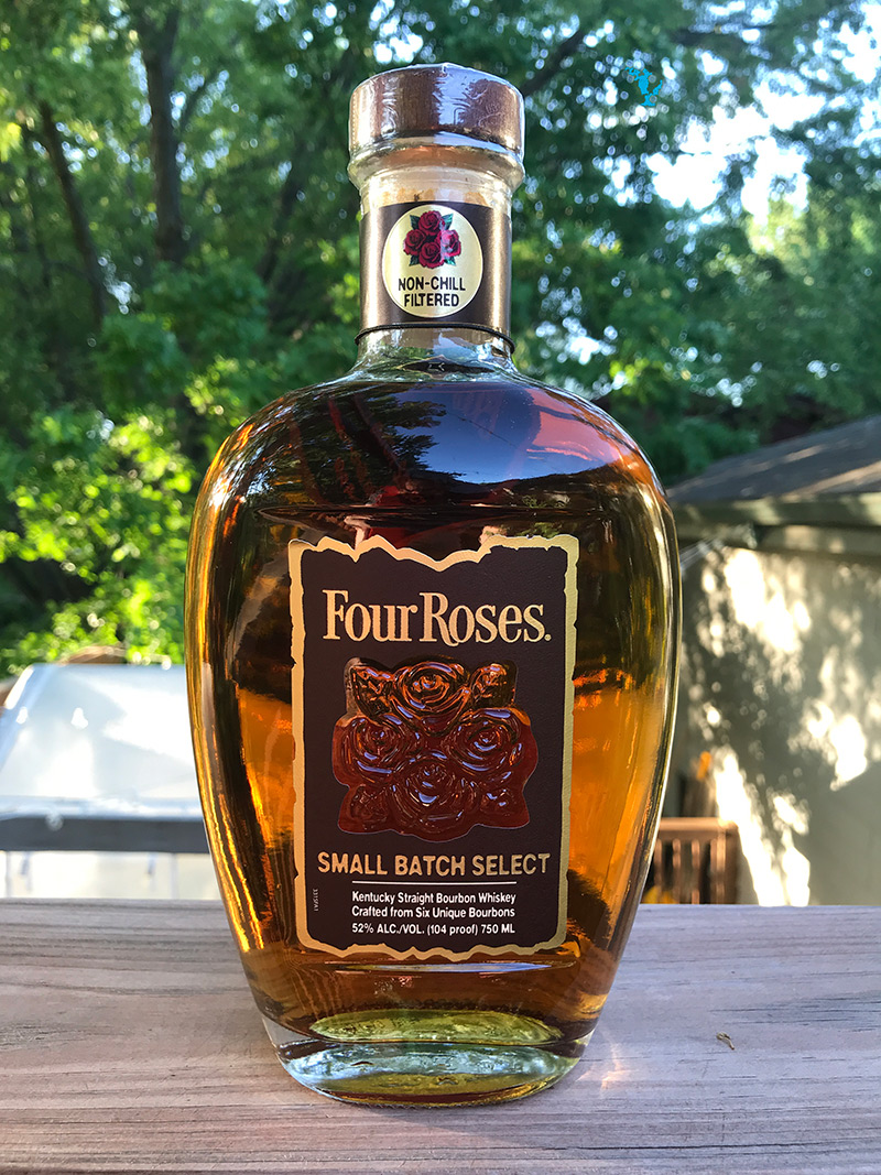 IMAGE: Four Roses Small Batch Select