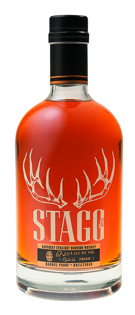 IMAGE: Promo Shot of Stagg Jr. Bourbon
