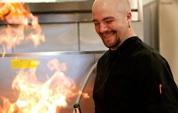 Chef Andrew Garrett, NW Elixirs