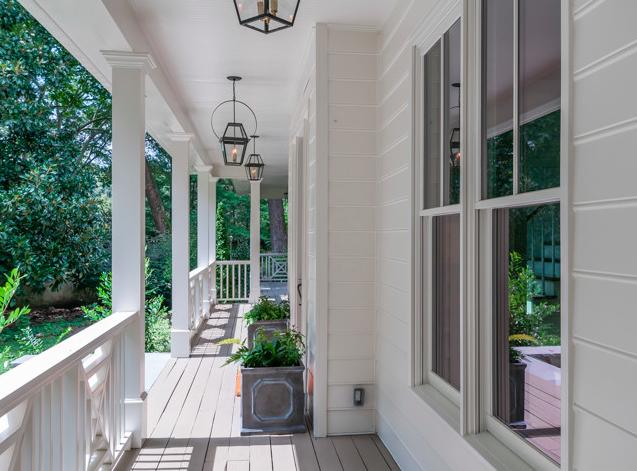 A Southern Modern Farmhouse Renovation -