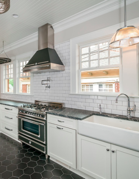 Atlanta Bungalow Kitchen: all about the details! -
