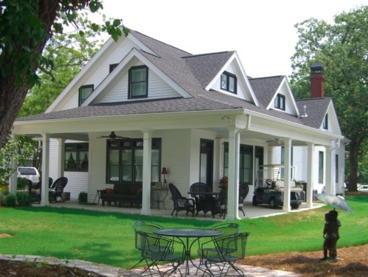 Antique Farmhouse Renovation and Addition -